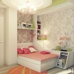 تصميم فاخر جدا لغرفة بنات