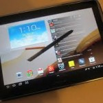 Samsung GALAXY Note 10.1 LTE الاسود