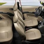 مقاعد السيارة هيونداي i10