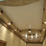 اسقف جبسية للممرات الاسياب