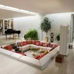 تصاميم غرف معيشة جميلة و افكار جديدة