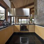 تصميم مطبخ طويل