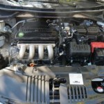محرك هوندا سيتى 2013