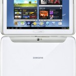 Samsung GALAXY Note 10.1 LTE في الخلف - 7045