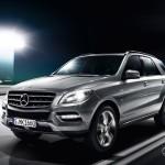 صور و اسعار مرسيدس إم كلاس 2013 Mercedes M Class