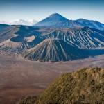 المغامرة بجبل برومو فى اندونسيا
