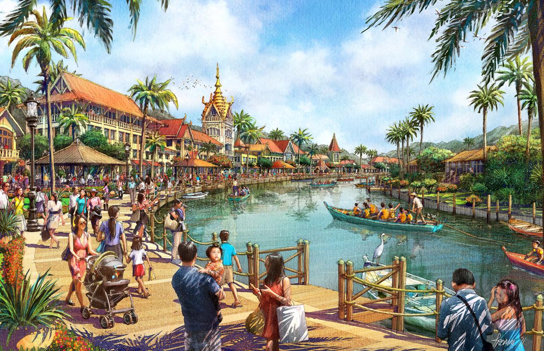 الأجواء الرائعة فى مدينة سيهانوكفيل الساحلية فى كمبوديا | المرسال