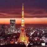 """ثانى أطول ناطحة سحاب فى العالم""""برج طوكيو"""" فى اليابان"""