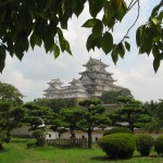 قلعة هيميجي الأكبر فى اليابان