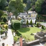 القرية السياحية بورتميريون فى انجلترا، بريطانيا