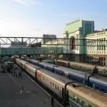 صور ومعلومات السكك الحديدية عبر سيبيريا فى روسيا