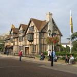 المقصد السياحى ستراتفورد أبون أفون فى انجلترا، بريطانيا