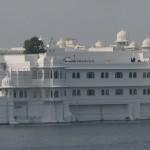 صورة بانورامية لقصر بحيرة تاج الهند - 14035