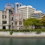 نصب السلام التذكاري هيروشيما فى اليابان