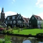 طواحين الهواء شانس زانسي،وماركن وفولندام فى أمستردام