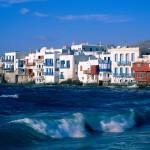 صور ومعلومات جزيرة ميكونوس في اليونان