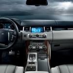 المقاعد الامامية للسيارة رينج روفر سبورت 2013
