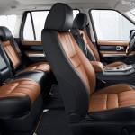 صورة المقاعد الداخلية للسيارة رينج روفر سبورت 2013