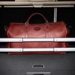 صورة الصندوق الخلفى الواسع والمريح للسيارة رينج روفر سبورت 2013