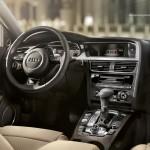 عجلة القيادة للسيارة اودي a4 -2013