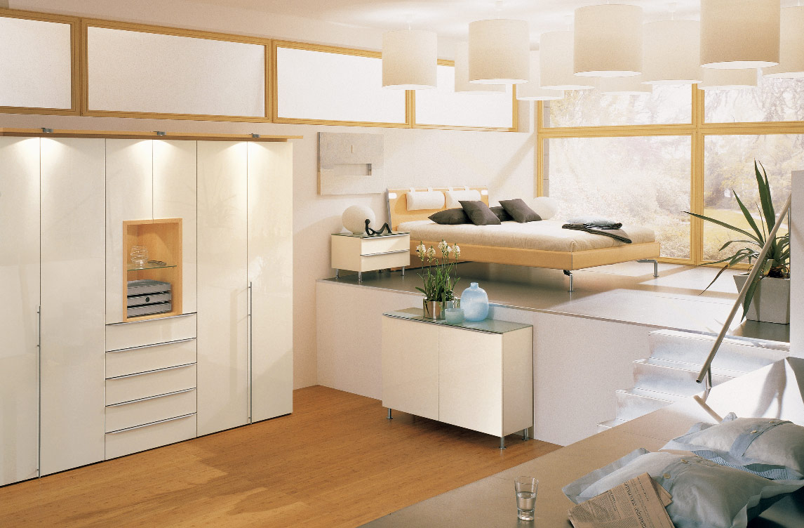 فكرة تصميم غرفة نوم دورين | المرسال