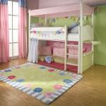 سرير الدور الثاني اطفال