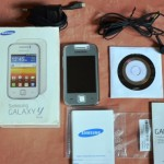 Samsung Galaxy Young - 9569