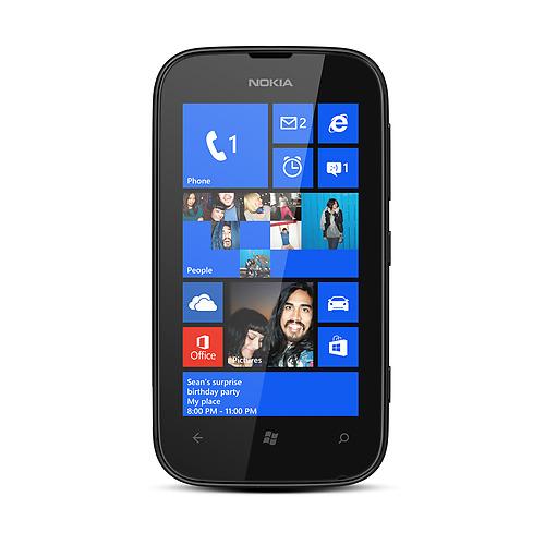 صور هاتف نوكيا لوميا 510 بشاشة لمسية جيده