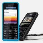 مواصفات و اسعار هاتف نوكيا  Nokia 301 بشريحتين
