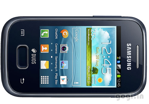 مواصفات هاتف سامسونج جلاكسي يانج Samsung Galaxy Young بالصور
