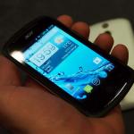 مواصفات واسعار هاتف ايسر Acer Liquid E1