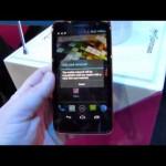 مواصفات هاتف الكاتيل وان تاتش Scribe X بنظام تشغيل اندرويد 4.1