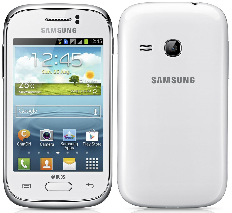 ... سامسونج جلاكسي يانج Samsung Galaxy Young بالصور