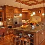 تصاميم من الخشب للمطابخ - 14219