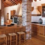 مطابخ خشبية خليجية