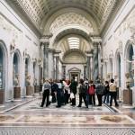 متاحف الفاتيكان المبهرة في مدينة الفاتيكان