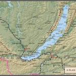 خريطة روسيا - 21031