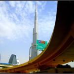 برج خليفة ومترو دبي بمكان مثالي - 19503