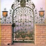 تصميم باب حديد رائع - 16972