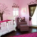 تصميم دافئ لغرفة بيبي - 18476