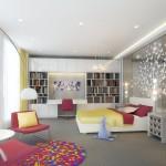تصميم غرف نوم أطفال حديثة ومعاصرة - 16272