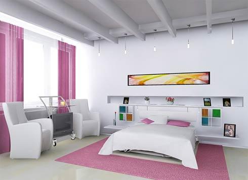تصاميم مذهله وجديده لغرف النوم تصميم-غرف-نوم-مودرن-