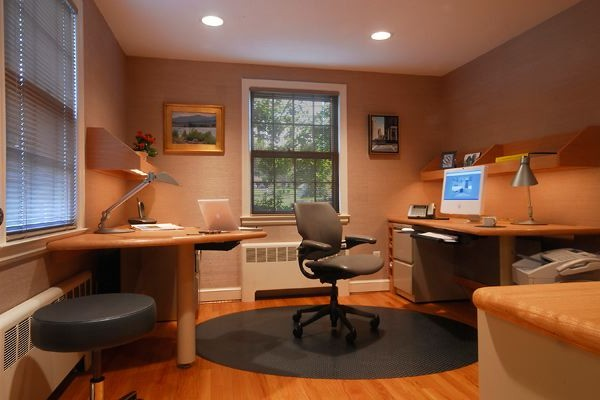 - Home office designs for small spaces concept ...