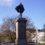 تمثال تشارلز الحادي عشر من السويد