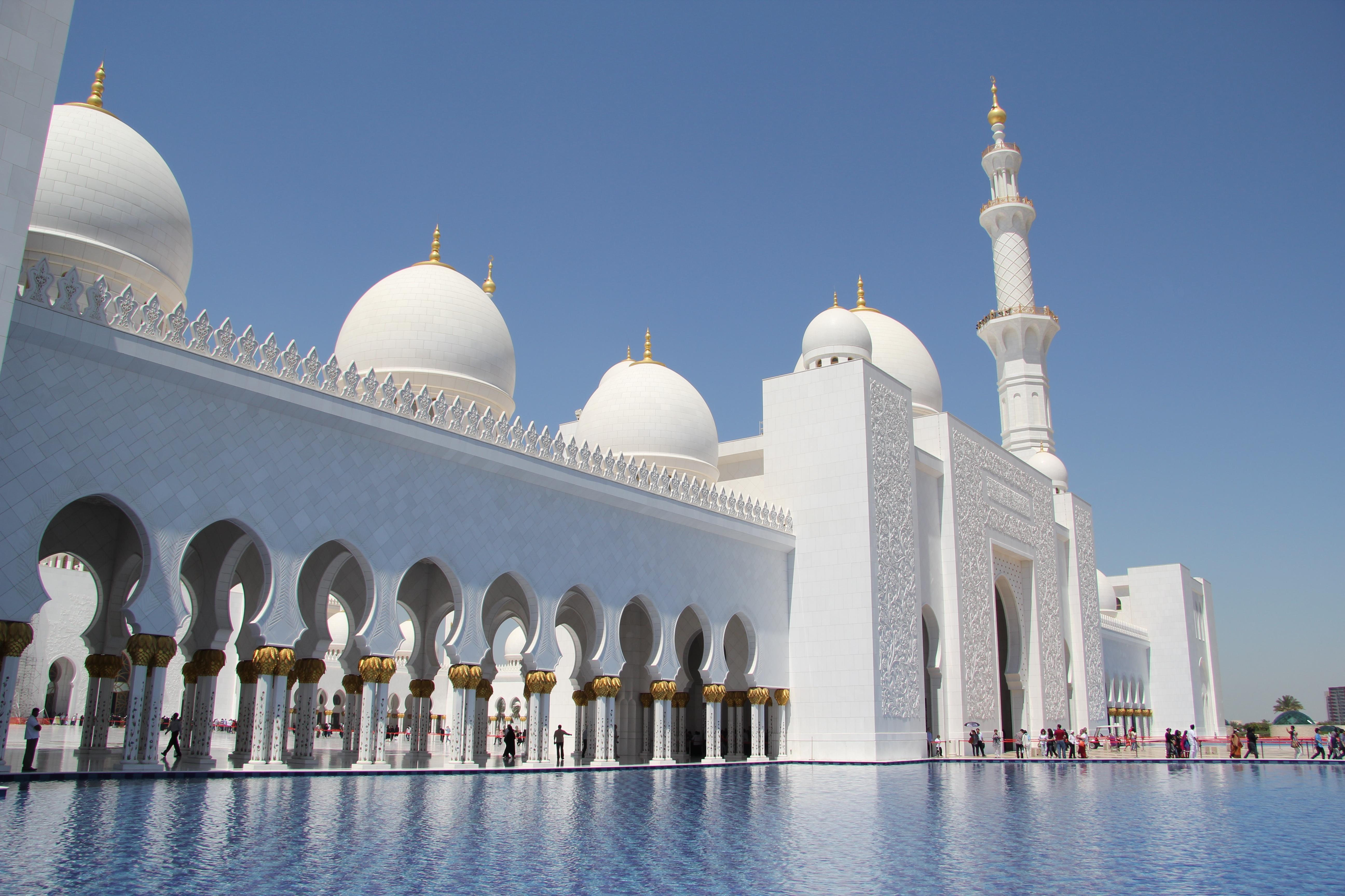 ثامن أكبر مسجد في العالم