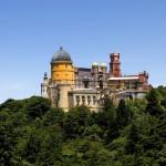 قصر سينترا الوطنى فى البرتغال