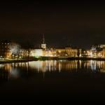 مدينة كارلستاد في السويد