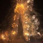 حفل الافتتاح برج خليفة - 19506