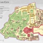 خريطة متاحف الفاتيكان - 18981