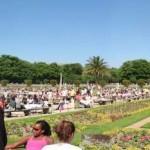 جمال حدائق لوكسمبورج فى باريس